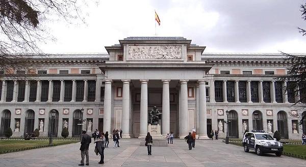 موزه های شهر مادرید