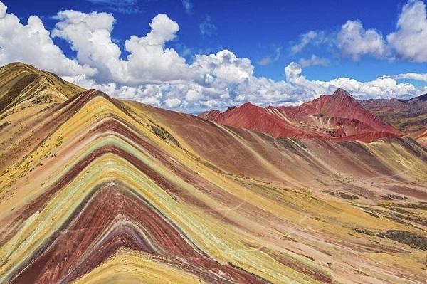 کوه های دیدنی جهان