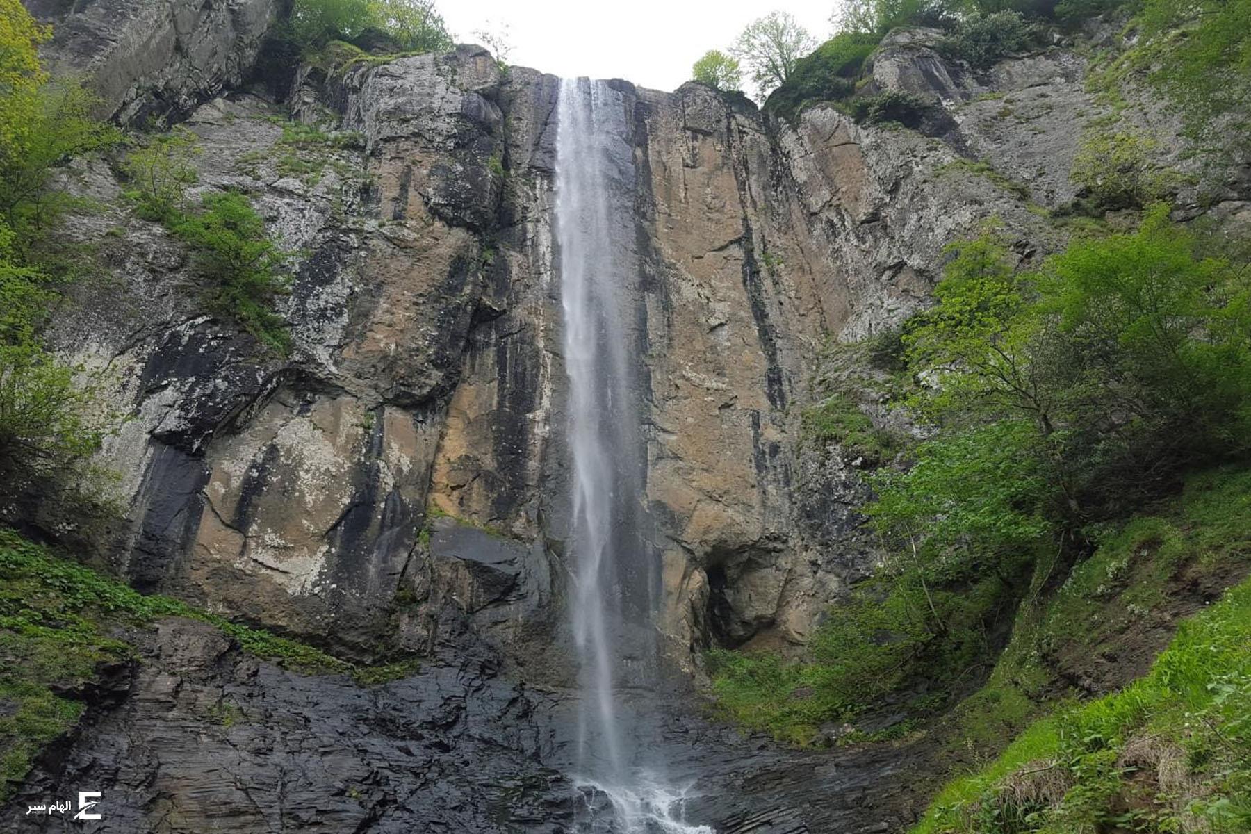 آبشار لاتون آستارا