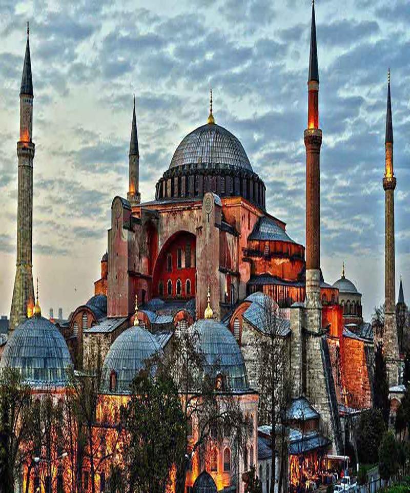 تور استانبول تابستان ۱۳۹۷